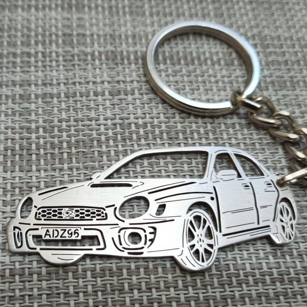 Subaru WRX GDA