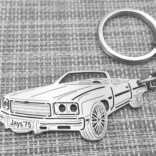 1975 Chevy caprice convertible