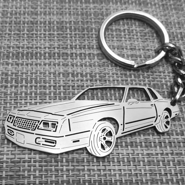 1987 Chevrolet Monte Carlo aero