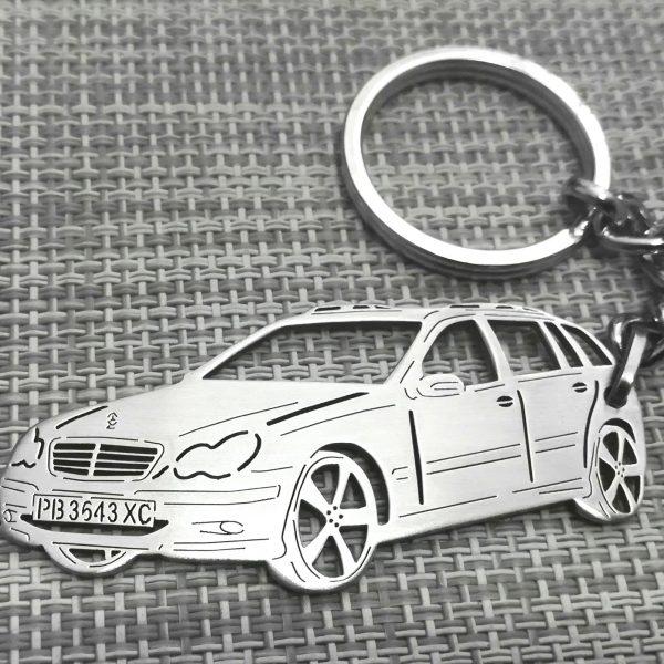 2001 Mercedes C220 W203