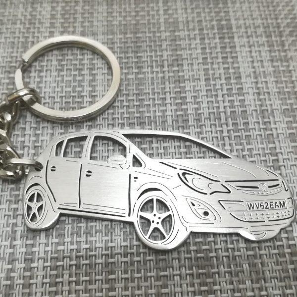 Vauxhall Corsa 2012-2013
