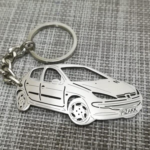2001 Peugeot 206 5 doors