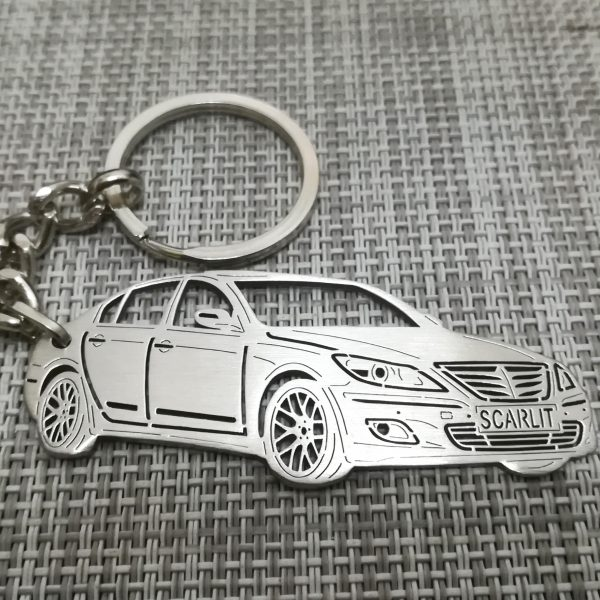 Hyundai Genesis sedan 2009