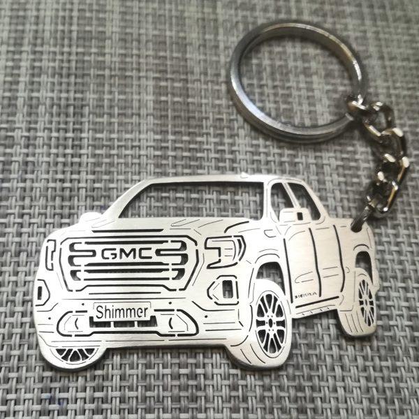 2021 GMC Sierra SLT 4 door